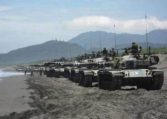 美代防长称将持续向台湾提供武器 国台办:坚决反对