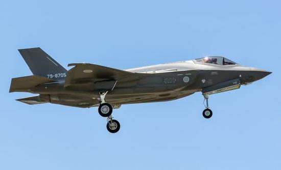 日本将停止搜寻坠毁F35战机残骸 该机有望近期复飞