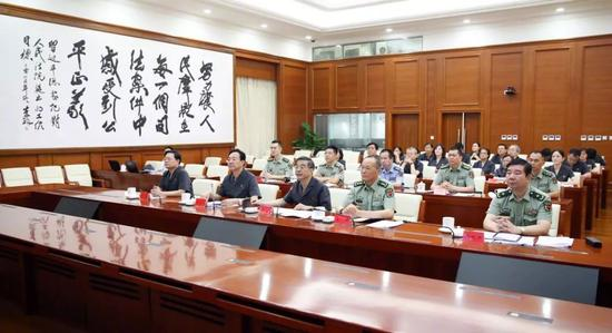 大将高津履新 曾参与组建第一支新型导弹部队|新型导弹|新时代的中国国防