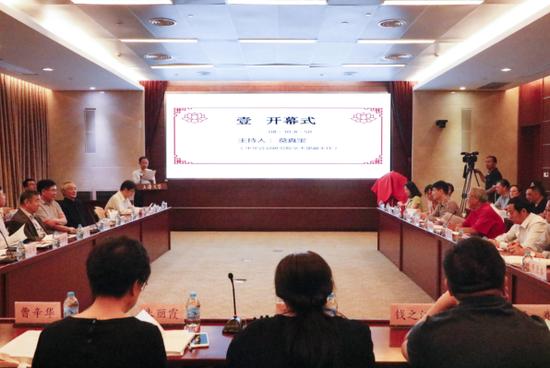 """诗词吟诵与研讨系列活动在上海大学成功举办"""""""