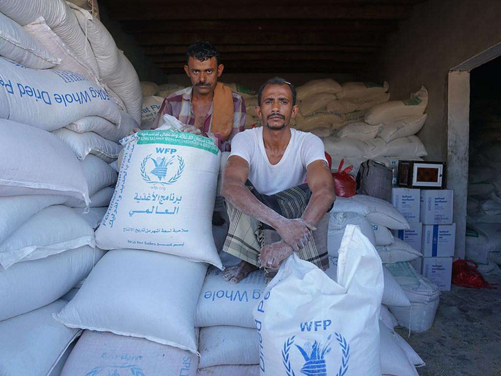 未防止夺取最需要人的粮食 粮食计划署无奈这样做了