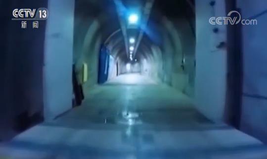 伊朗地下武器库曝光:反舰弹道导弹数量可观(图)