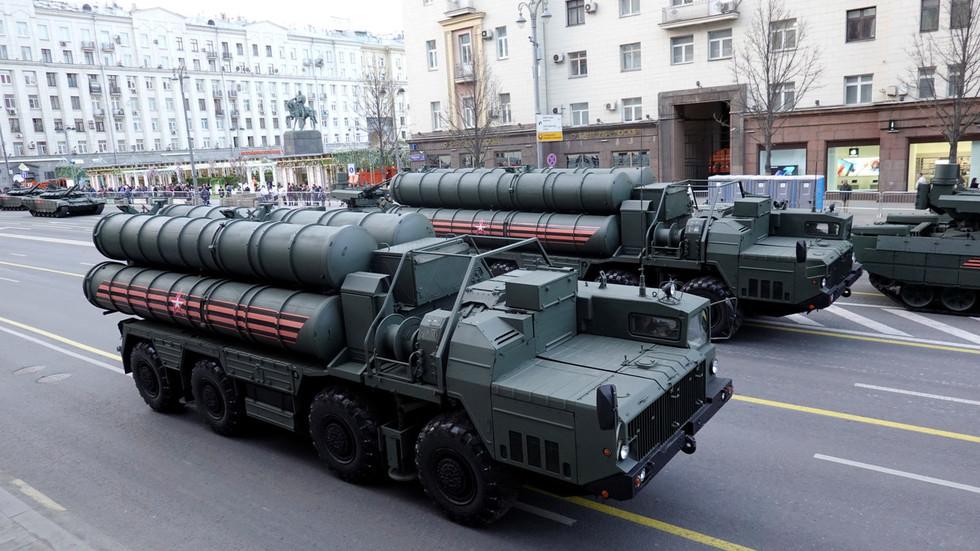 无惧美国多次威胁 俄罗斯S