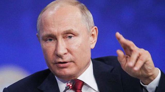 普京强硬表态回应美封杀华为 已与华为签5G合作协议