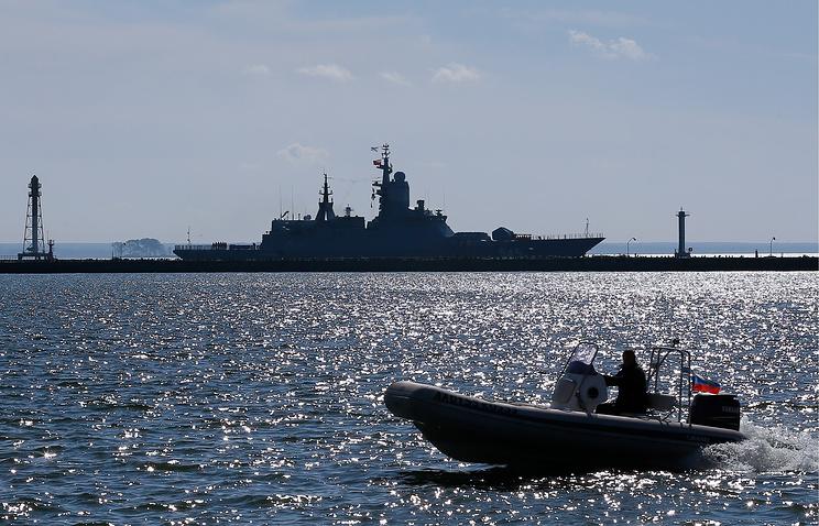 北约在波罗的海举行联演 俄军全程监视并就近军演