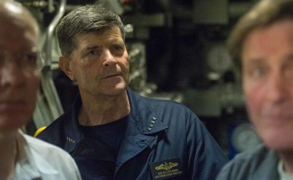 英媒:美海軍臨陣換帥風波加劇五角大樓混亂