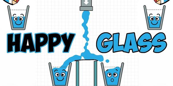 今日手游:画线解谜新作《快乐玻璃杯》