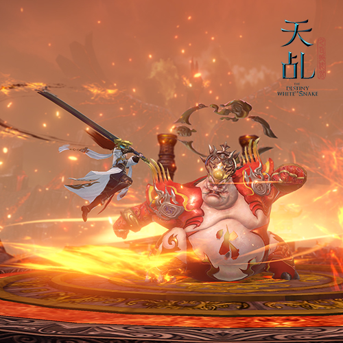 天乩之白蛇传说游戏截图