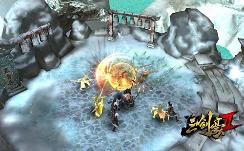 三剑豪2游戏截图