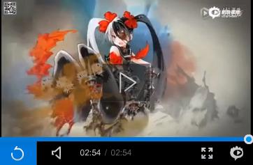 战斗吧剑灵手游宣传视频