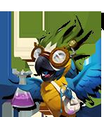 鹦鹉科学家
