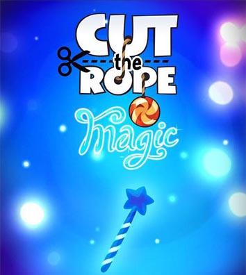 割绳子:魔法游戏截图