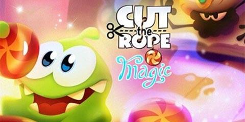 《割绳子:魔法》12月17日登陆双平台