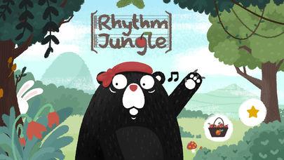 节奏丛林游戏截图