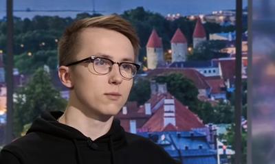 """ropz被爱沙尼亚网站评为""""年轻的新希望"""""""