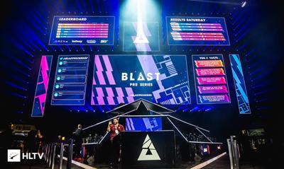 奖金50万!BLAST宣布将举行年终总决赛