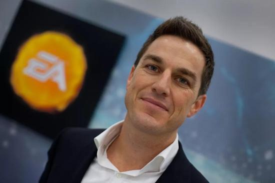 EA第四任CEO:安德鲁·威尔逊