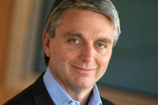 第三任CEO:约翰·里奇蒂洛