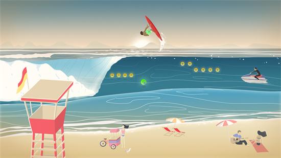 向奥托的冒险全面致敬 《Go Surf》下周上架