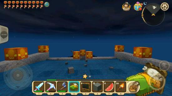 《迷你世界》手游玩家作品欣赏 生存小窝
