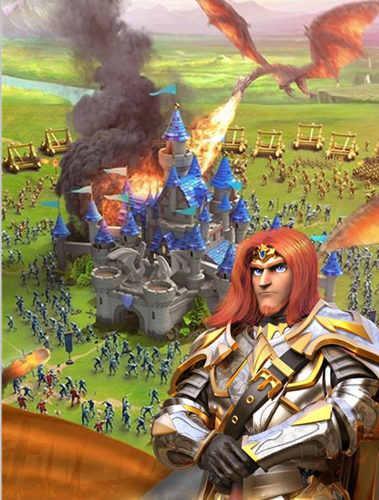 扮演领主的你,在游戏中为你的家族带去荣耀与胜利。雇佣骑士为你征战,给他穿上强力附魔装备,无敌技能。