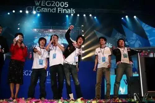 · 2005年,wNv.Gaming夺得WEG反恐精英项目世界冠军,wNv是那个年代电竞俱乐部的代表,旗下魔兽争霸分部也开展得有声有色