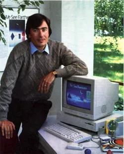 EA创始人特里普·霍金斯