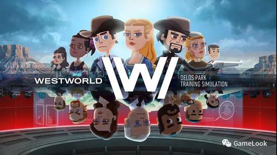 《西部世界》手游