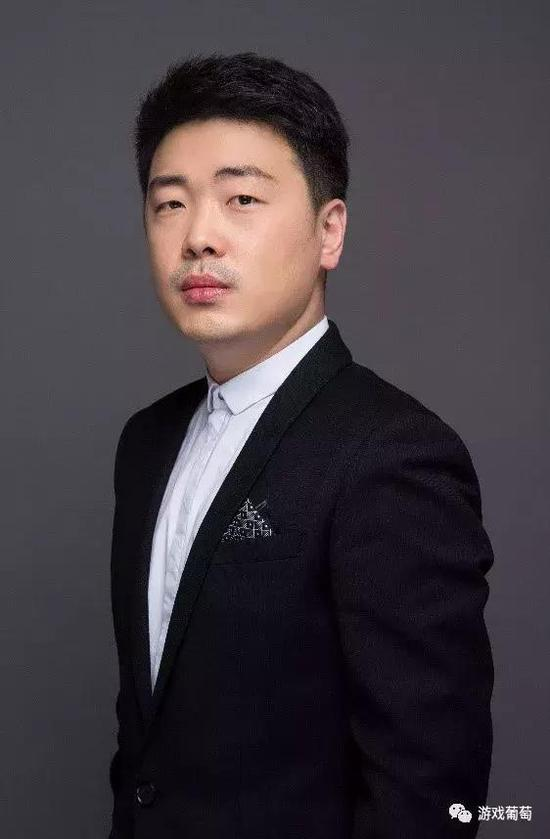 杰外动漫副总裁姚鑫