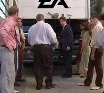 2009年EA裁员