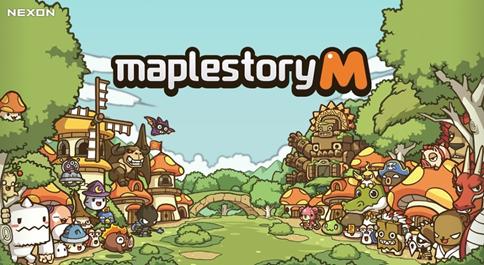 上图:MapleStory M 即将登陆移动设备