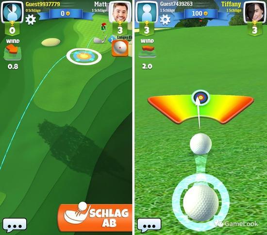 《Golf Clash》截图