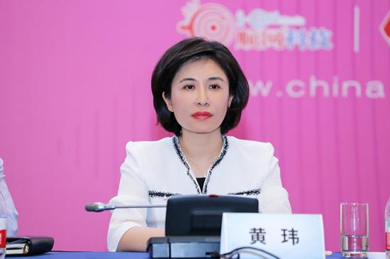 浦东新区宣传部副部长、文体旅游局局长-黄玮