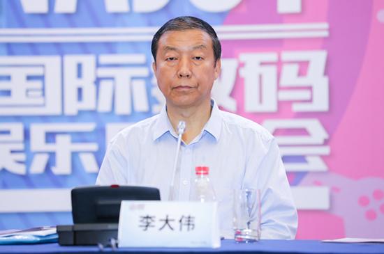 中国音像与数字出版协会副秘书长-李大伟