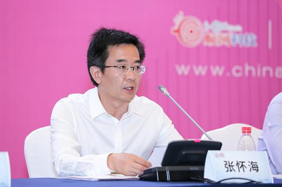中宣部出版局副巡视员-张怀海