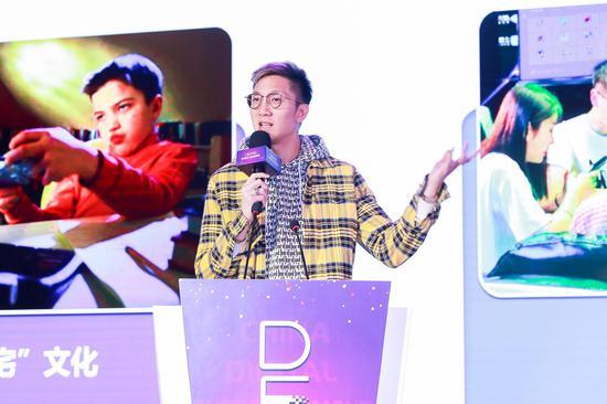 深圳创梦天地科技有限公司联合创始人兼总裁 高炼惇先生