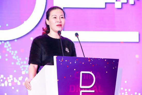 杭州顺网科技股份有限公司副董事长 励怡青女士