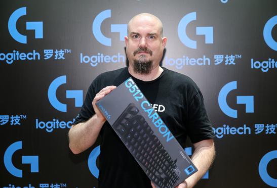 """罗技G智能RGB炫光""""黑科技""""产品全新问世"""