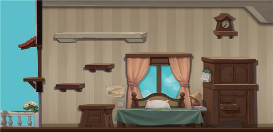 卧室新增了一个阳台,舒适感倍增