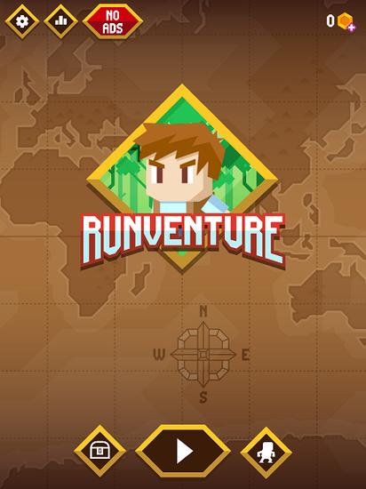 《冒险跑跑跑》游戏截图 (1)