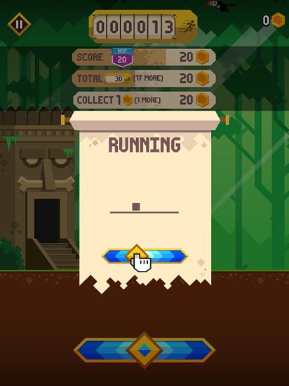 《冒险跑跑跑》游戏截图 (2)