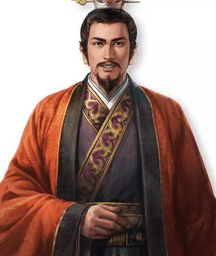 《三國志14》劉備形象