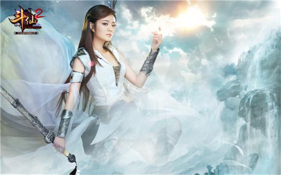 竟然是它《斗仙2》女神最爱坐骑现身