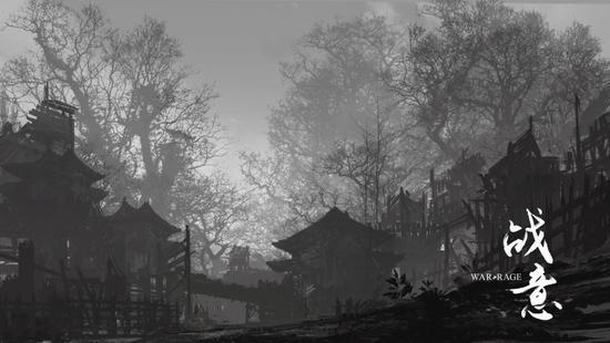 图5:中国古代特色战场