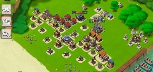 《海岛奇兵》玩家奇葩阵型分享