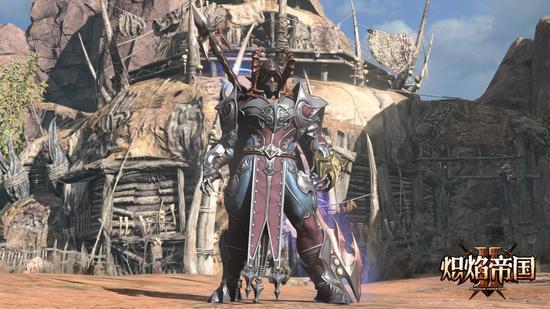 图4:暗黑复仇勇士——狂战士