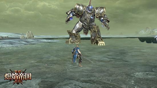 图8:勇战野外RAID BOSS