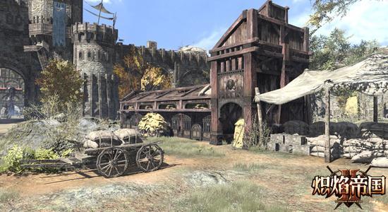 图7:荣耀之城马厩