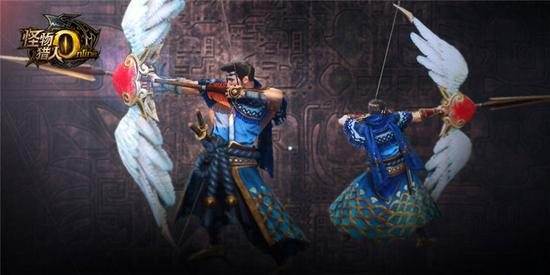 弓武器时装:爱神之弓