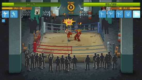 拳击俱乐部SLG《Punch Club》安卓版1月28日发行